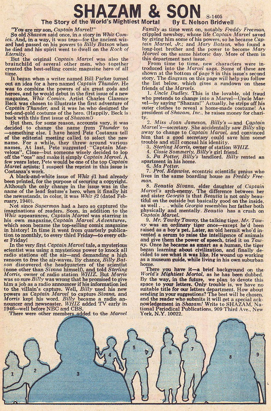 Read online Shazam! (1973) comic -  Issue #1 - 18