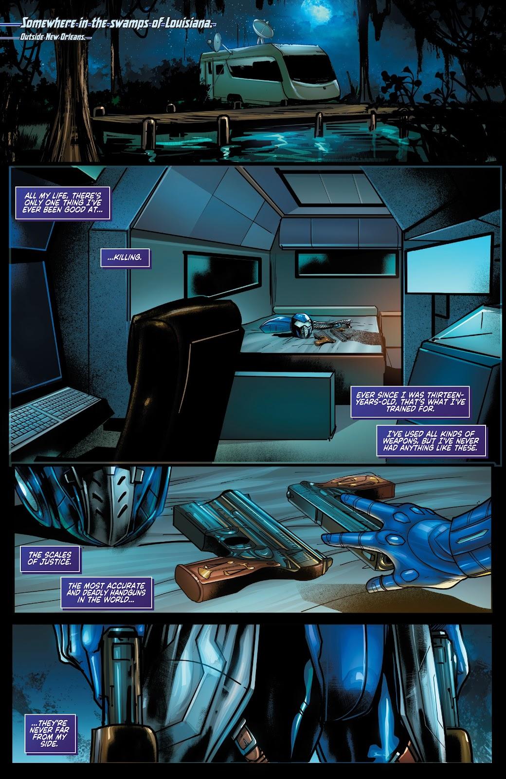 Read online Zodiac comic -  Issue #1 - 3