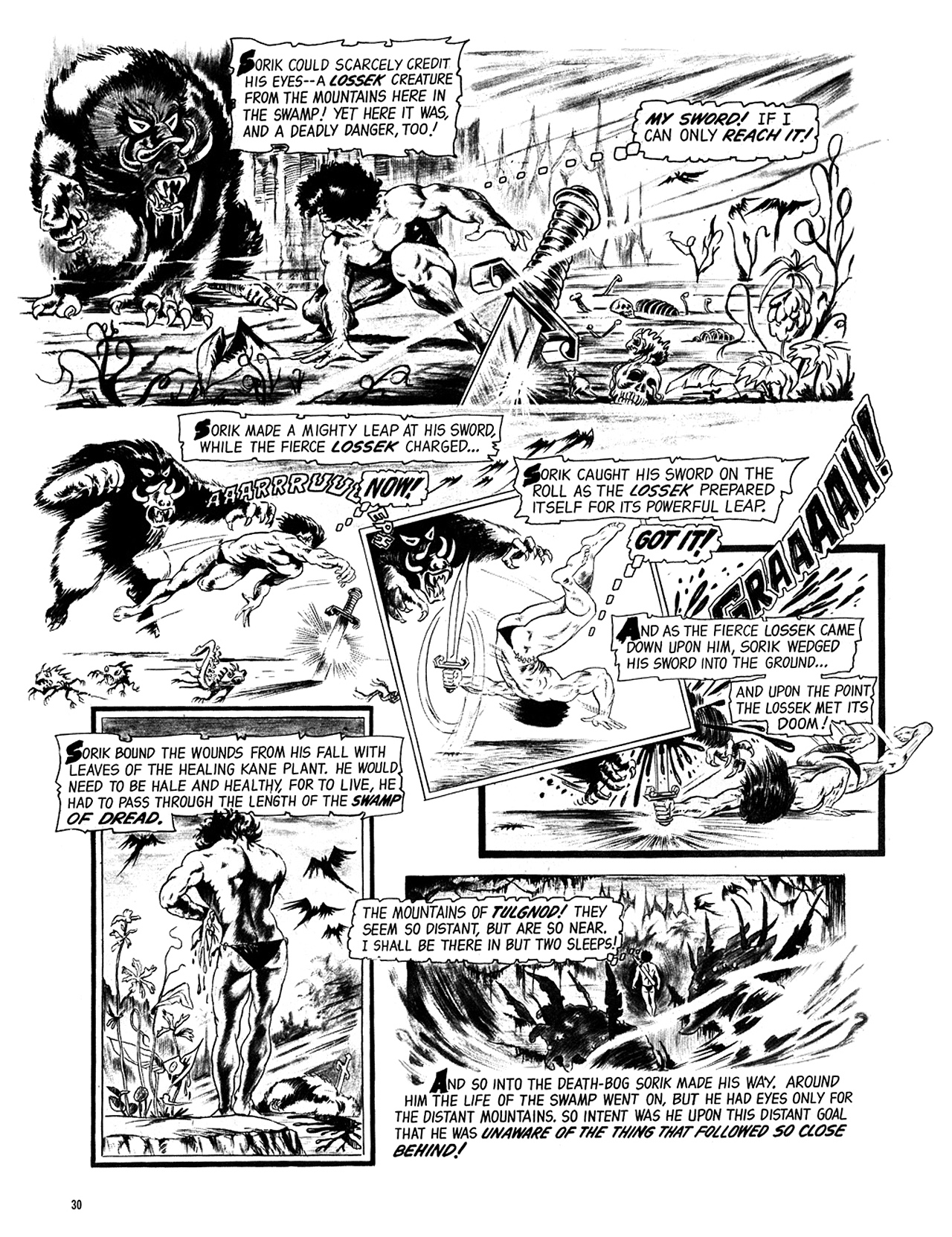 Read online Eerie Archives comic -  Issue # TPB 6 - 31