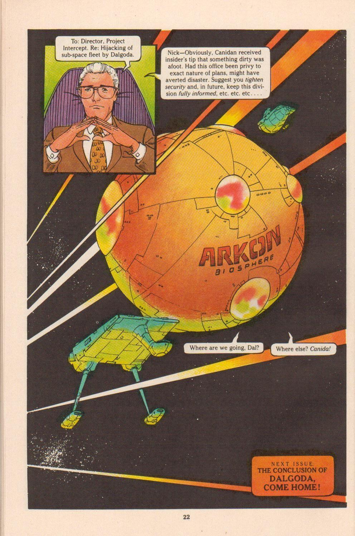 Read online Dalgoda comic -  Issue #5 - 24
