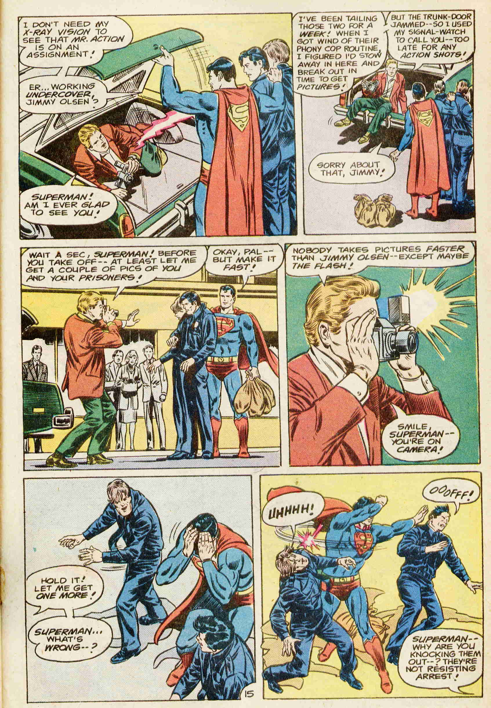Read online Action Comics (1938) comic -  Issue #490 - 16