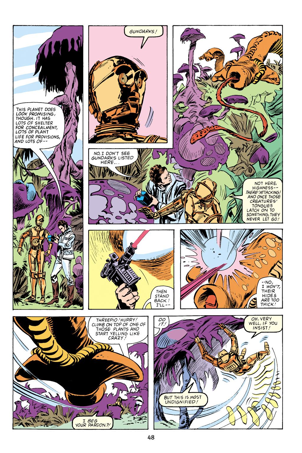 Read online Star Wars Omnibus comic -  Issue # Vol. 16 - 49