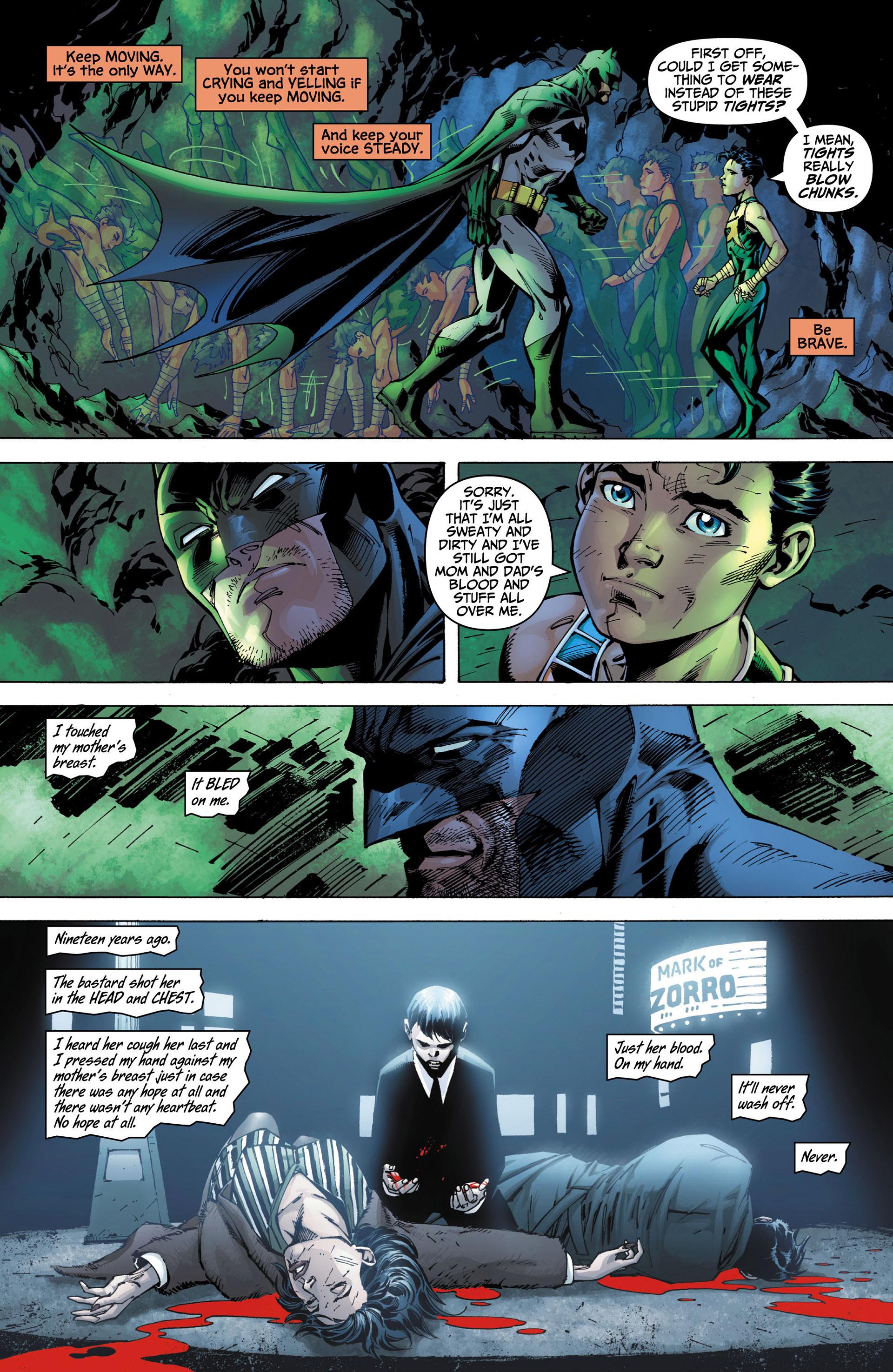 Read online All Star Batman & Robin, The Boy Wonder comic -  Issue #4 - 17
