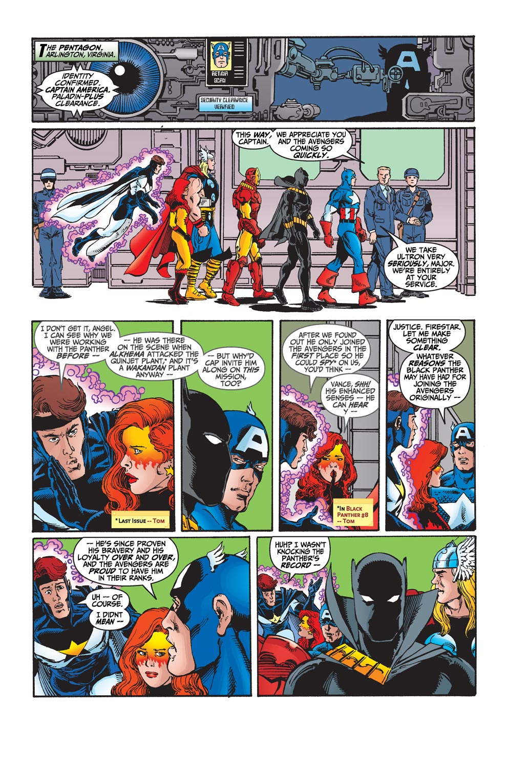 Read online Avengers (1998) comic -  Issue #20 - 2