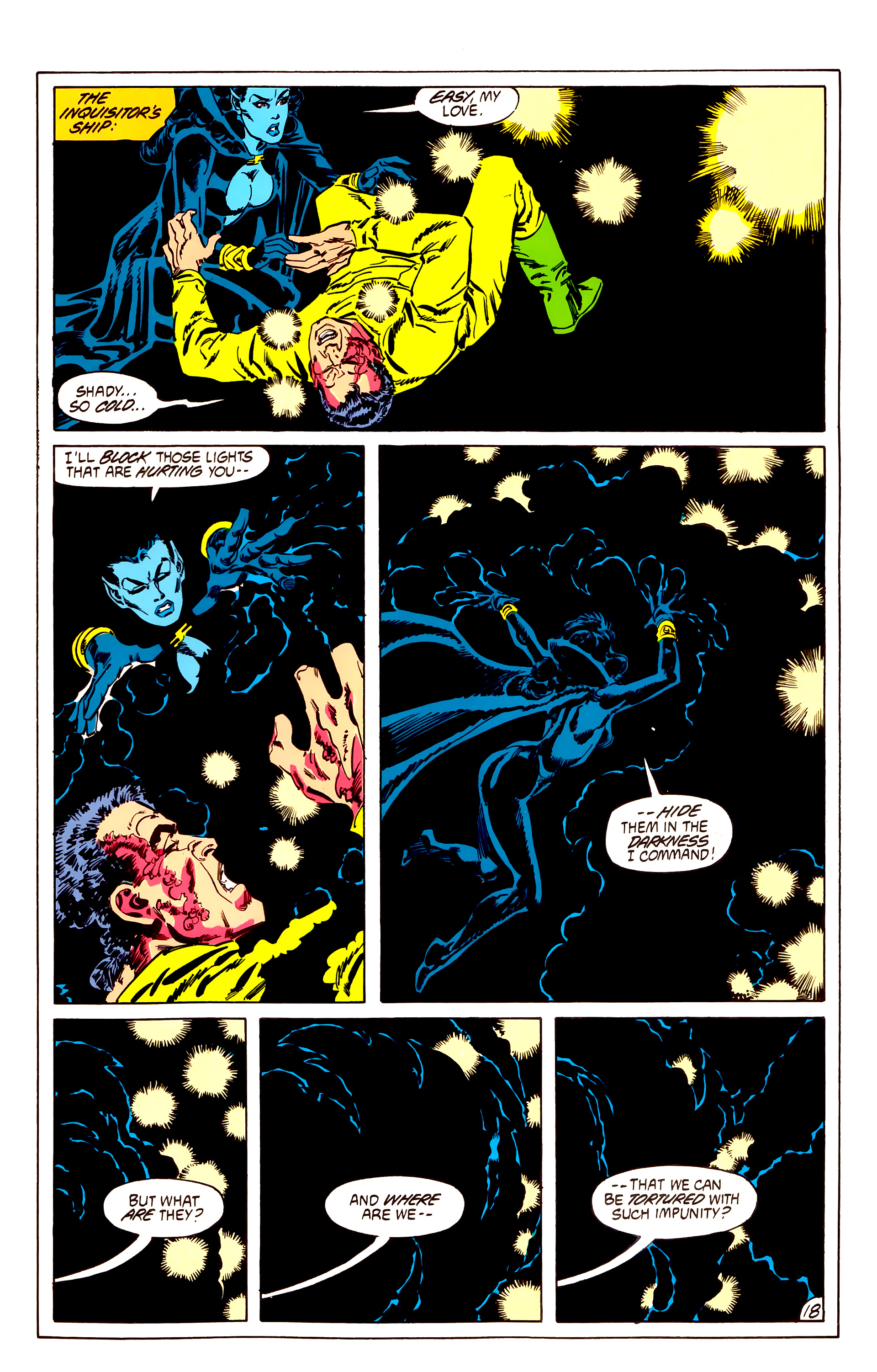 Legion of Super-Heroes (1984) 56 Page 18