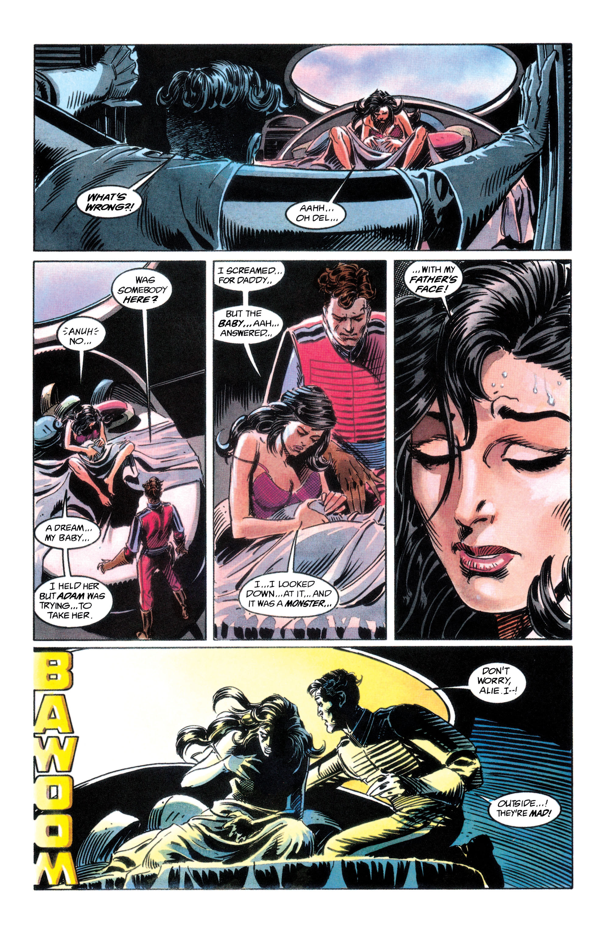 Read online Adam Strange (1990) comic -  Issue #2 - 39
