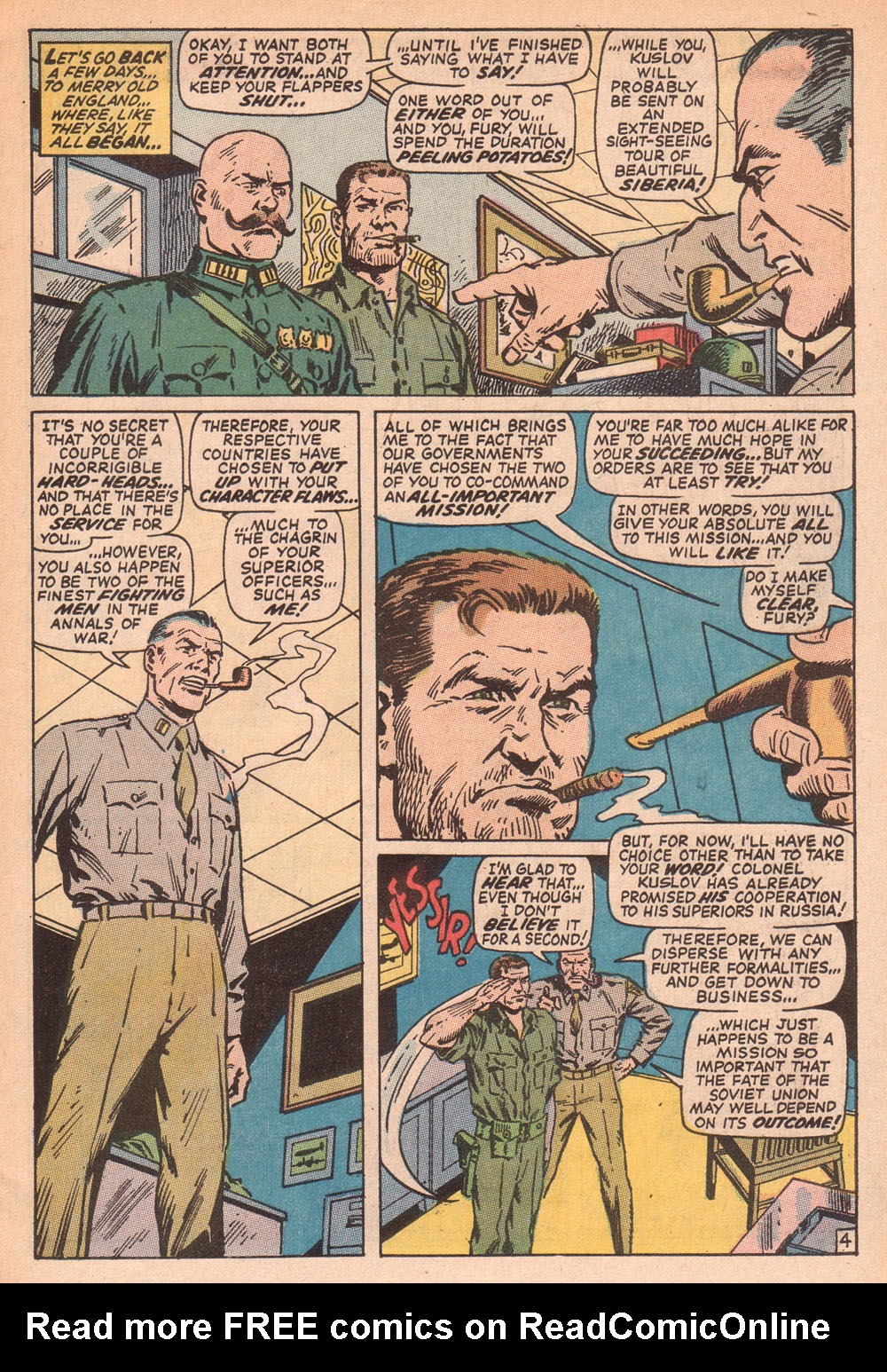Read online Sgt. Fury comic -  Issue #73 - 7