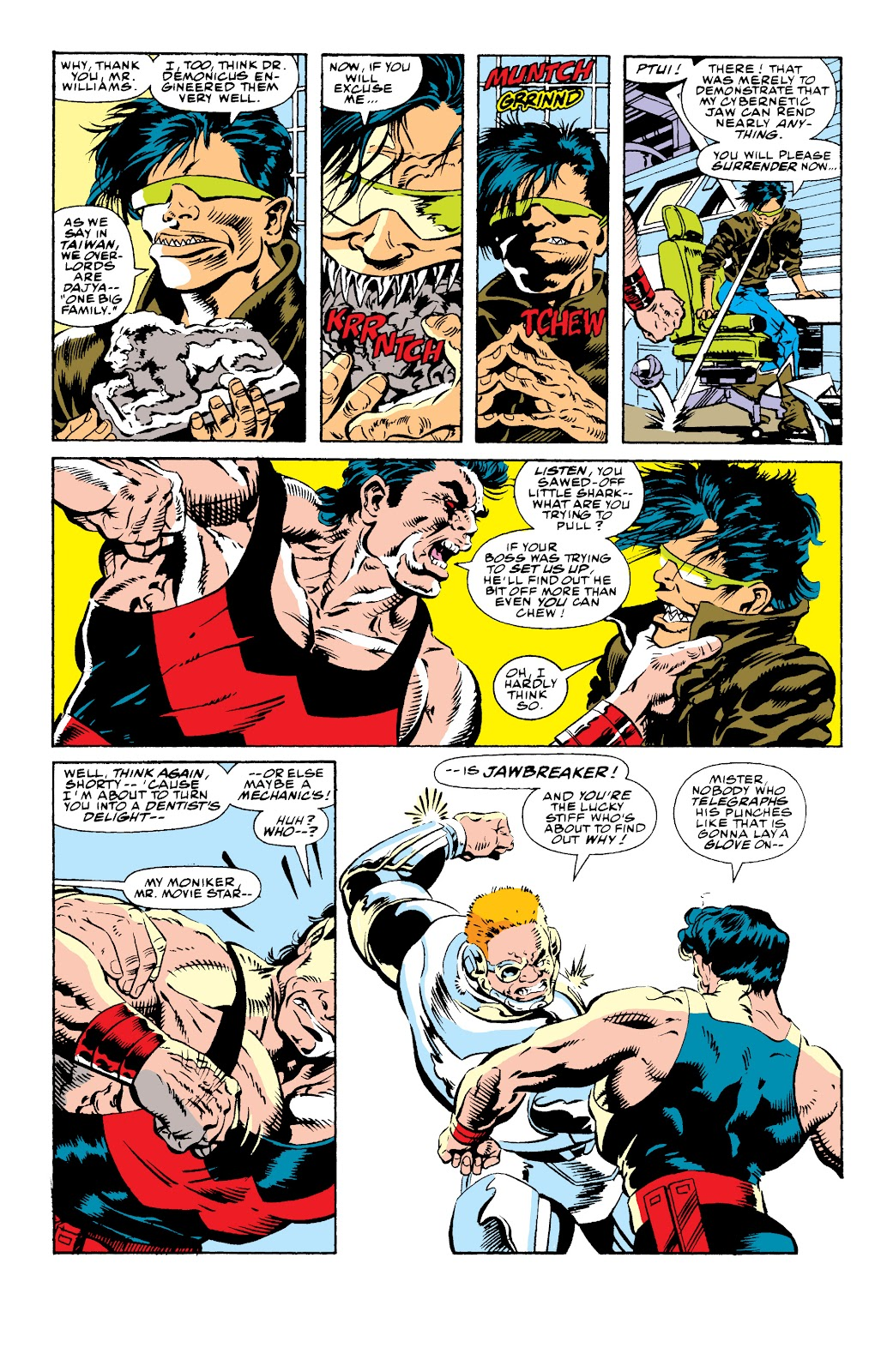 Avengers West Coast (1989) issue 73 - Page 12