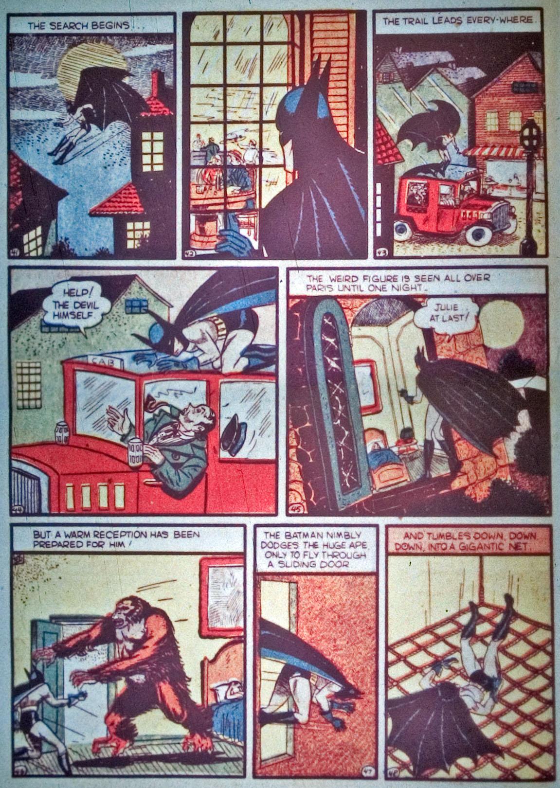 Read online Detective Comics (1937) comic -  Issue #31 - 8