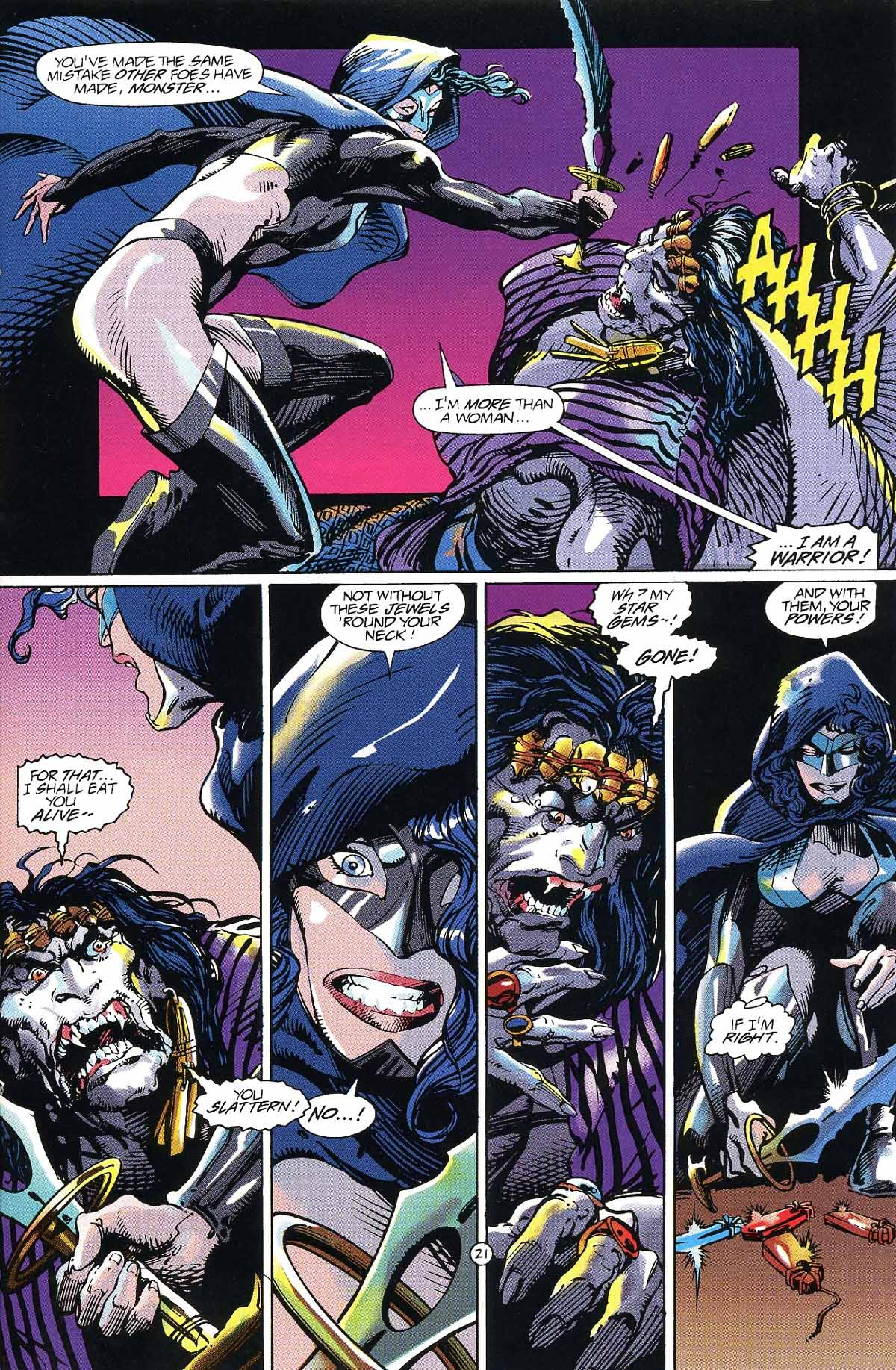 Read online Rune (1994) comic -  Issue #6 - 23