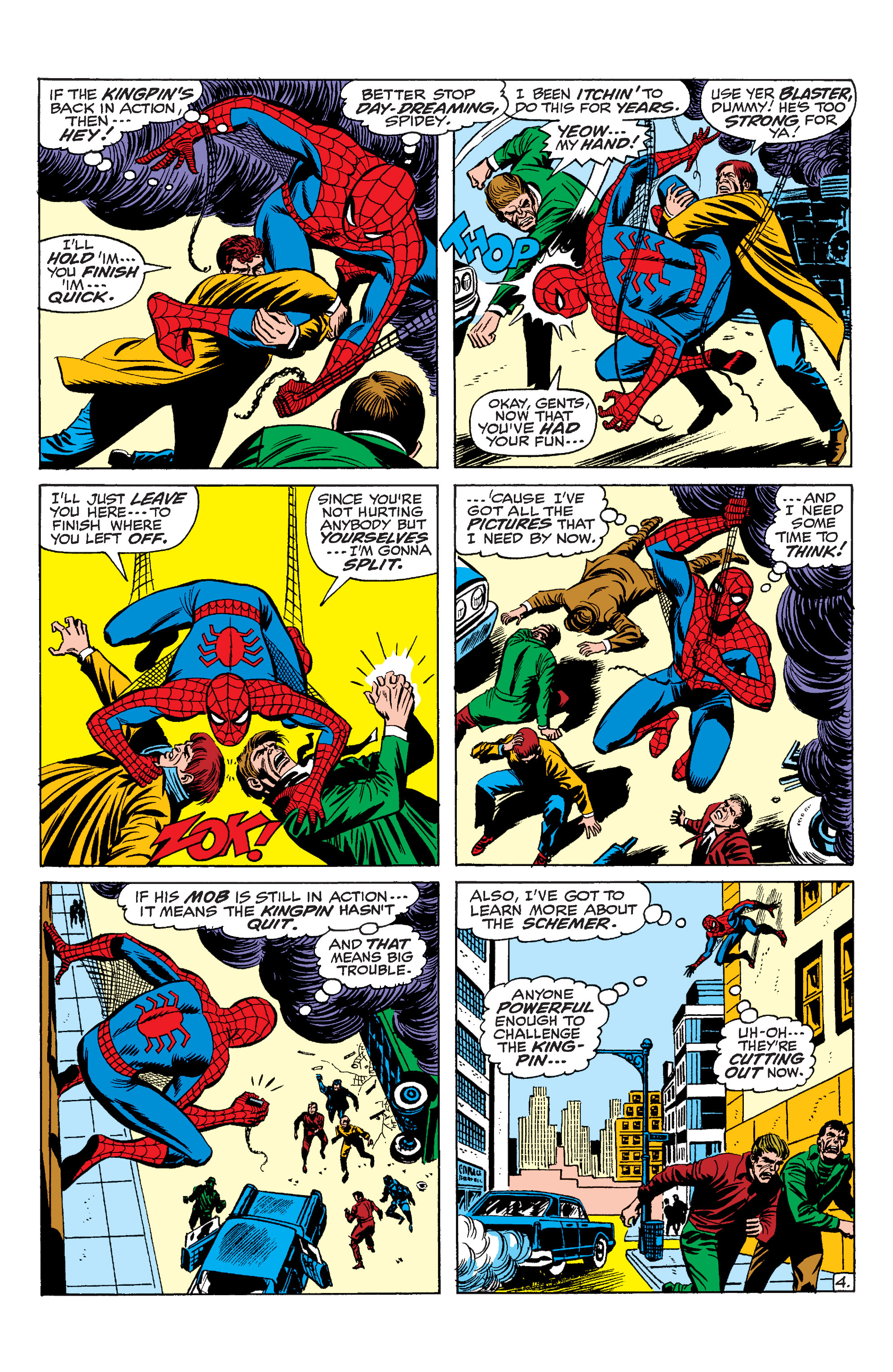 The Amazing Spider-Man (1963) 83 Page 4