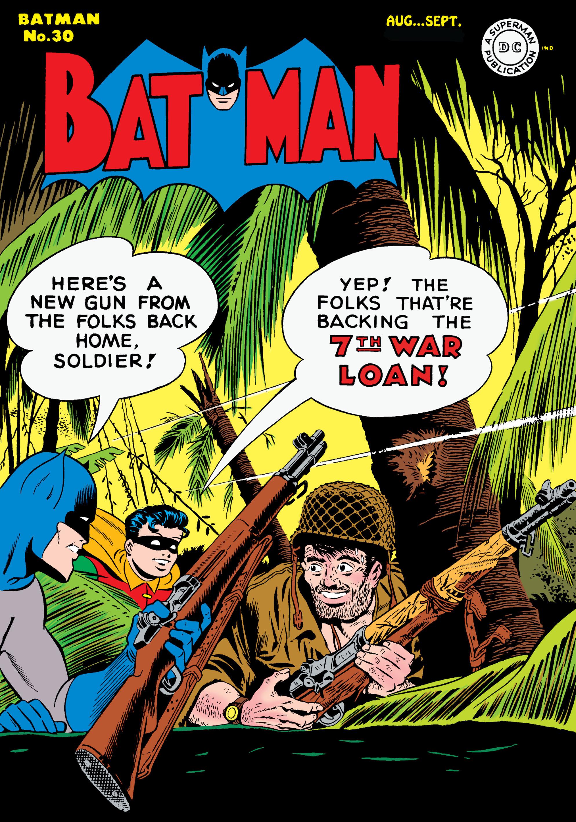 Batman (1940) 30 Page 1