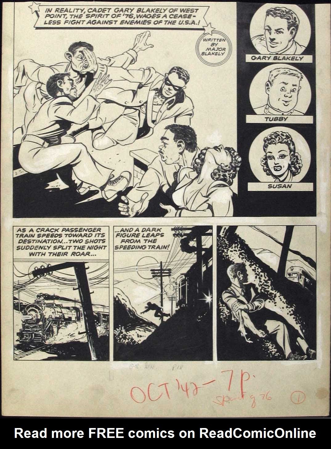Green Hornet Comics issue 9 - Page 9