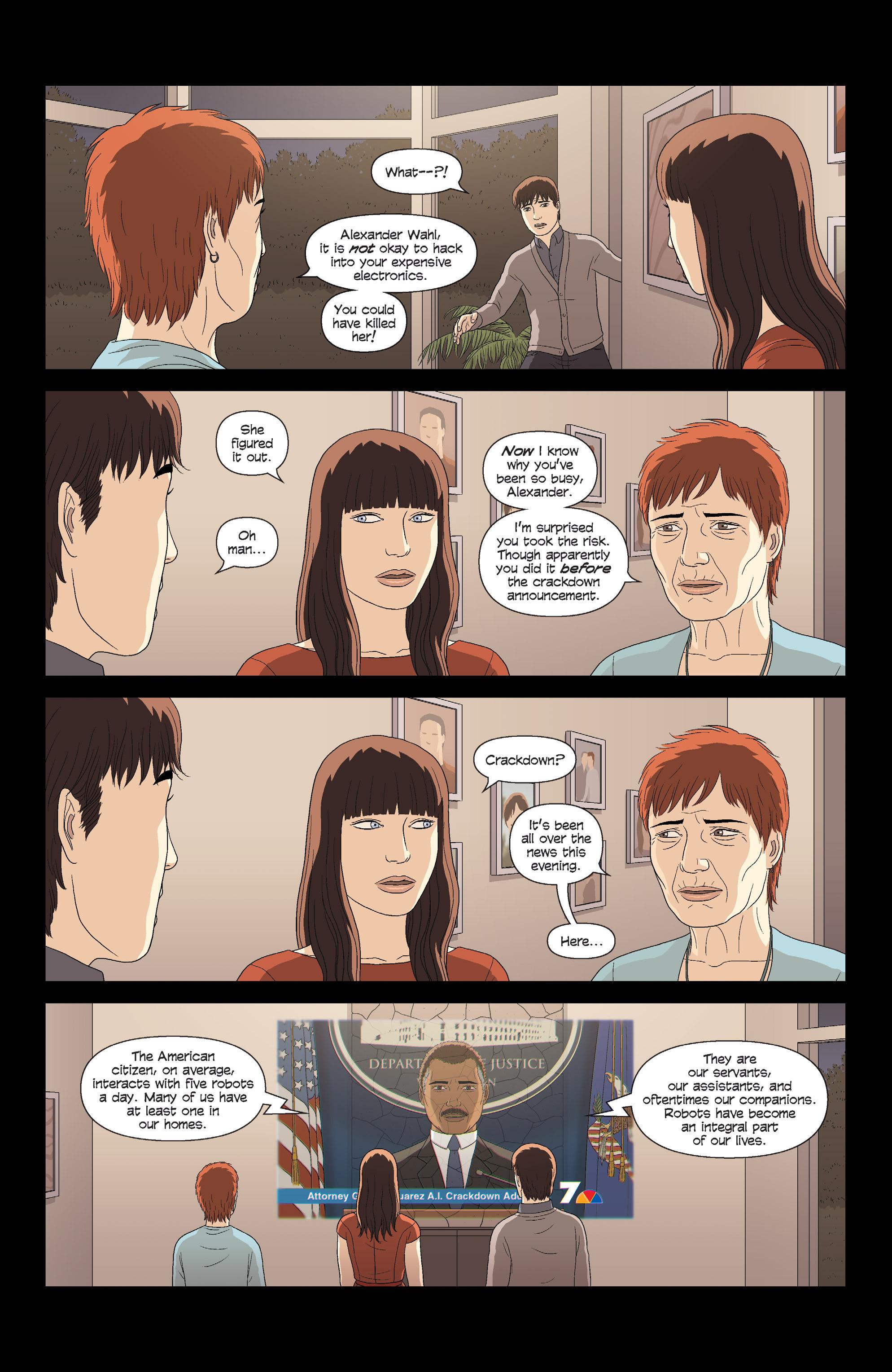 Read online Alex   Ada comic -  Issue # _TPB 2 - 51