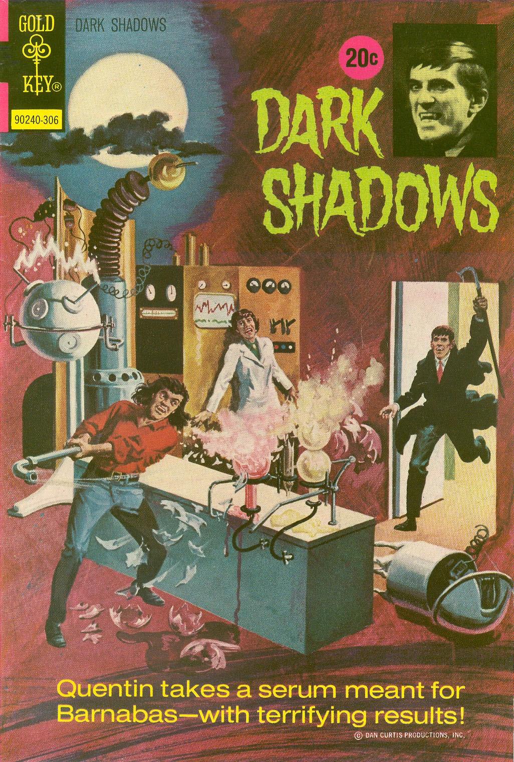 Dark Shadows (1969) 20 Page 1