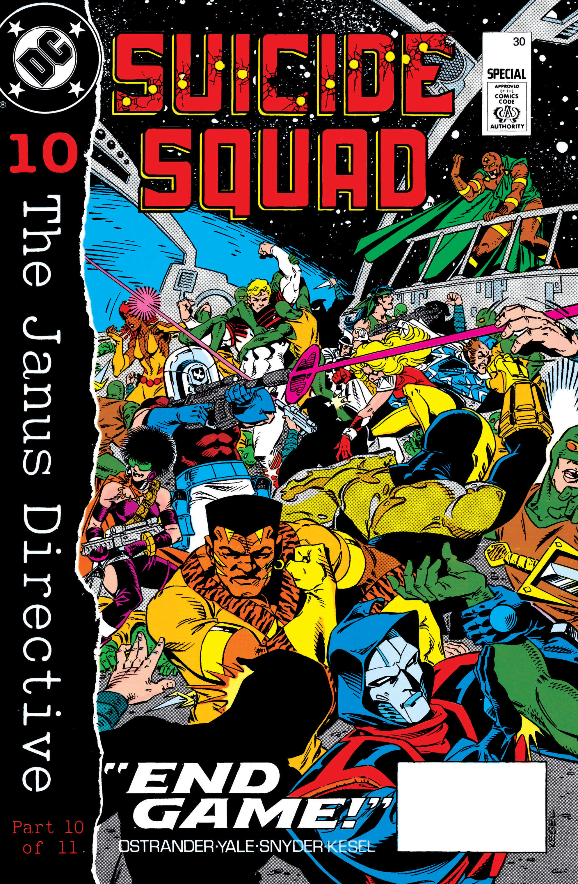 Suicide Squad (1987) issue 30 - Page 1