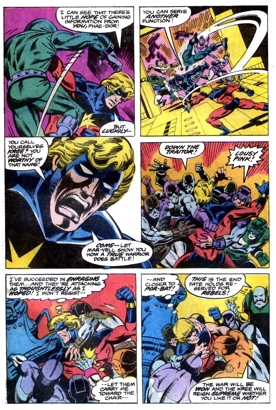 Captain Marvel (1968) issue 53 - Page 13