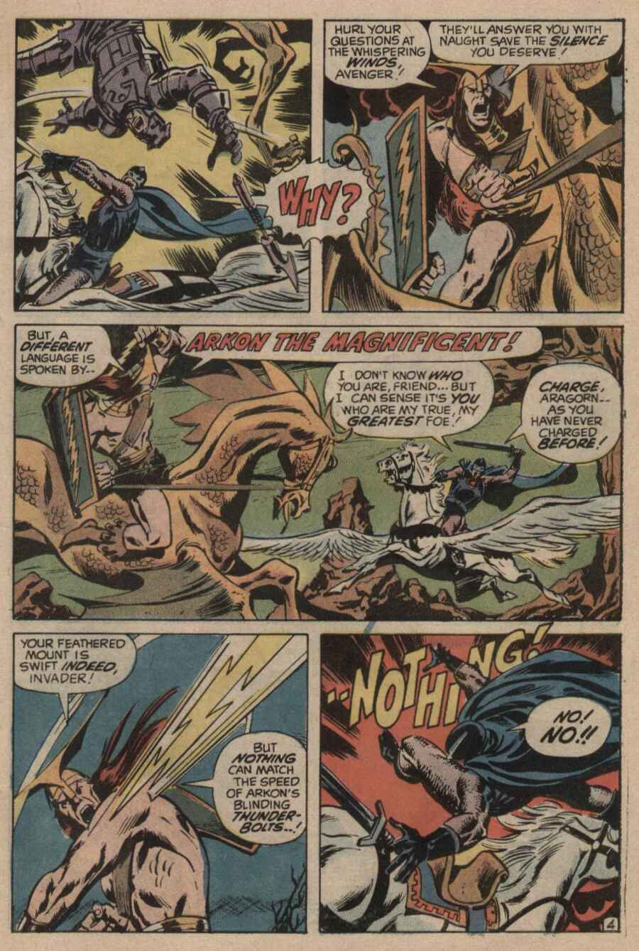 The Avengers (1963) 84 Page 4