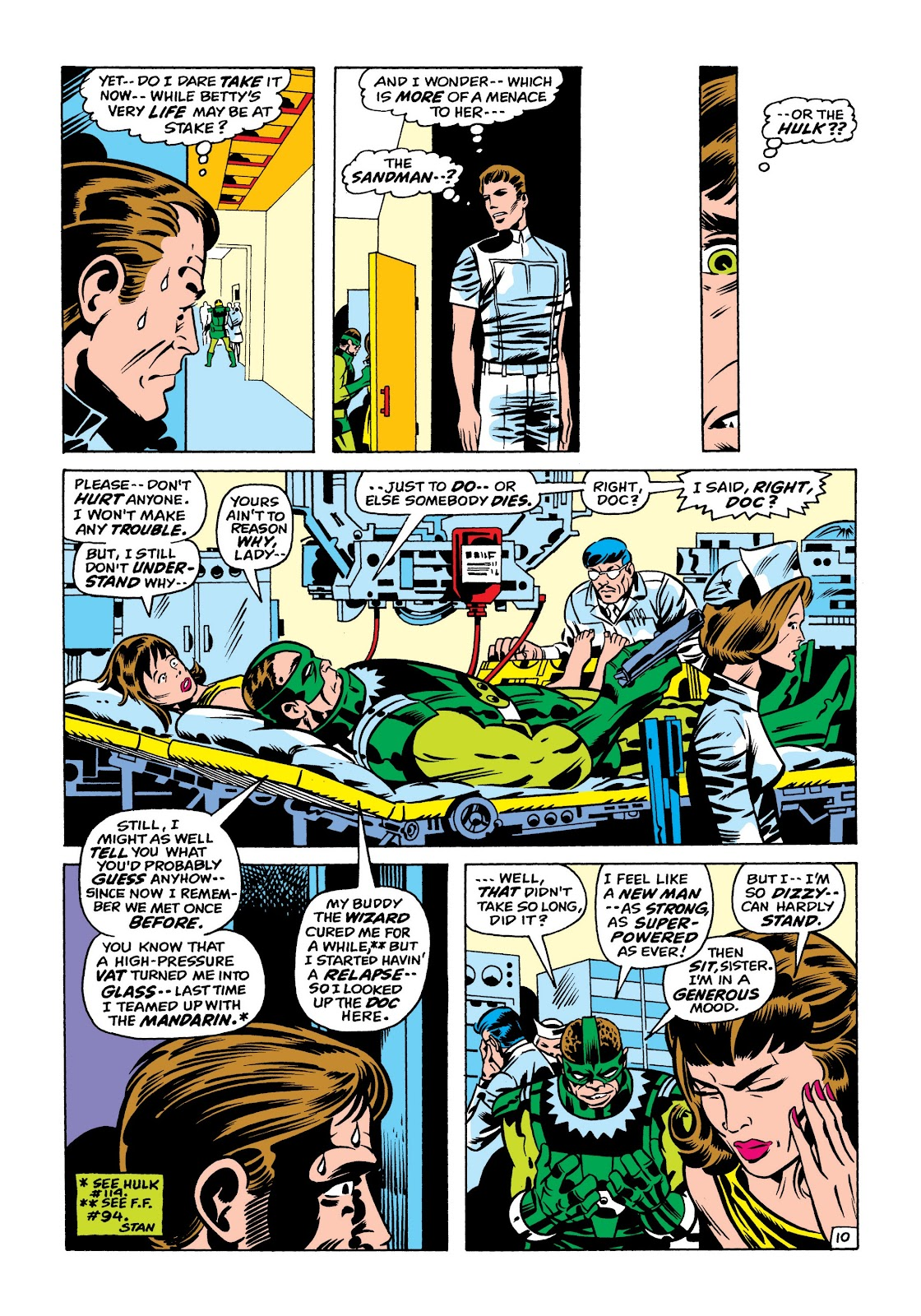 Read online Marvel Masterworks: The Incredible Hulk comic -  Issue # TPB 7 (Part 1) - 77