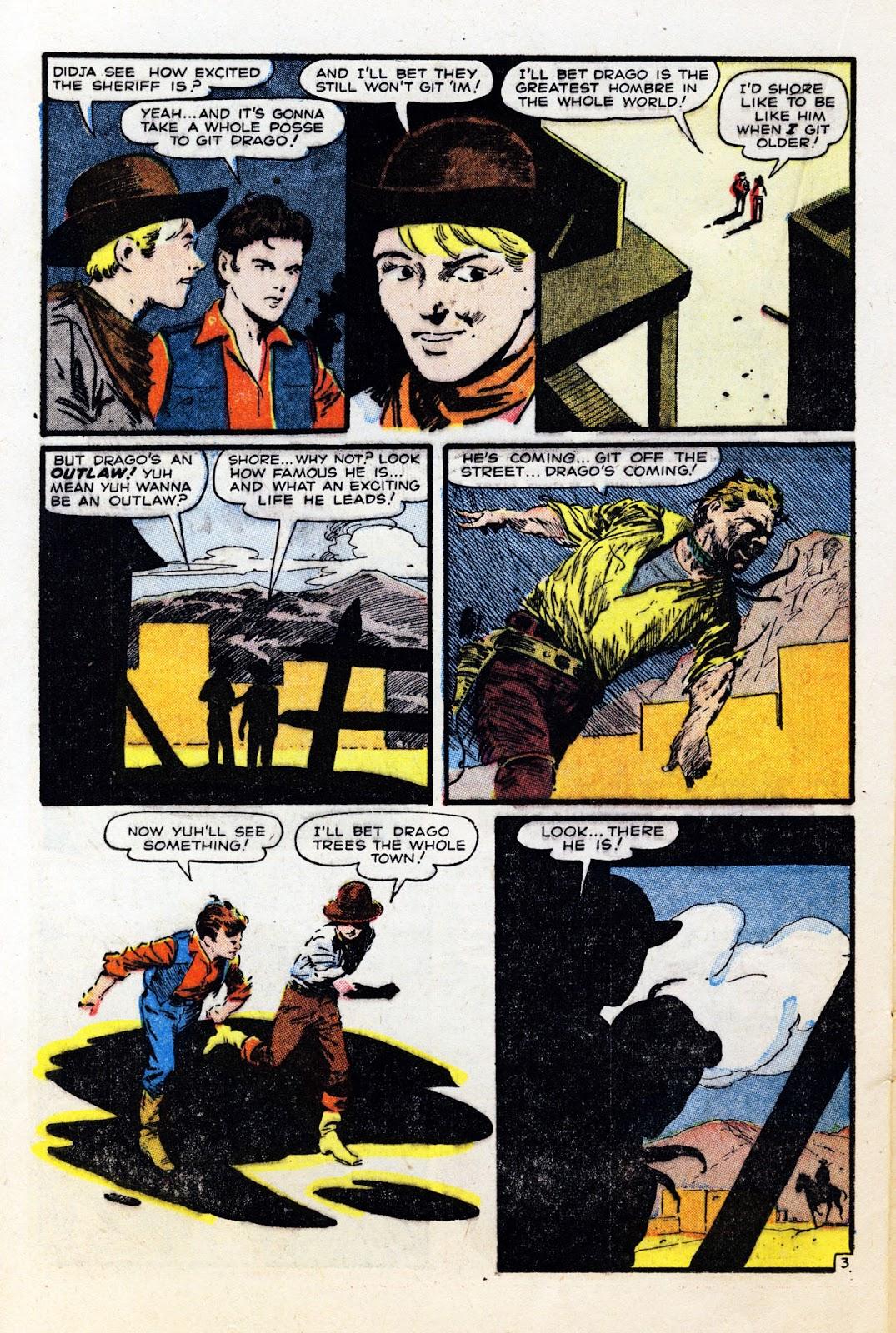 Gunsmoke Western issue 36 - Page 24