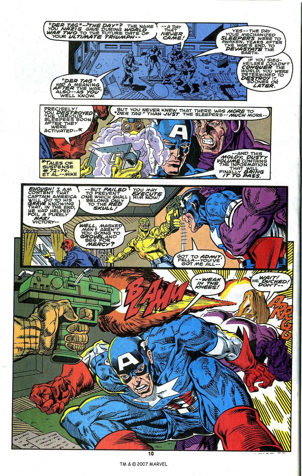 Read online Captain America (1968) comic -  Issue # _Annual 13 - 12
