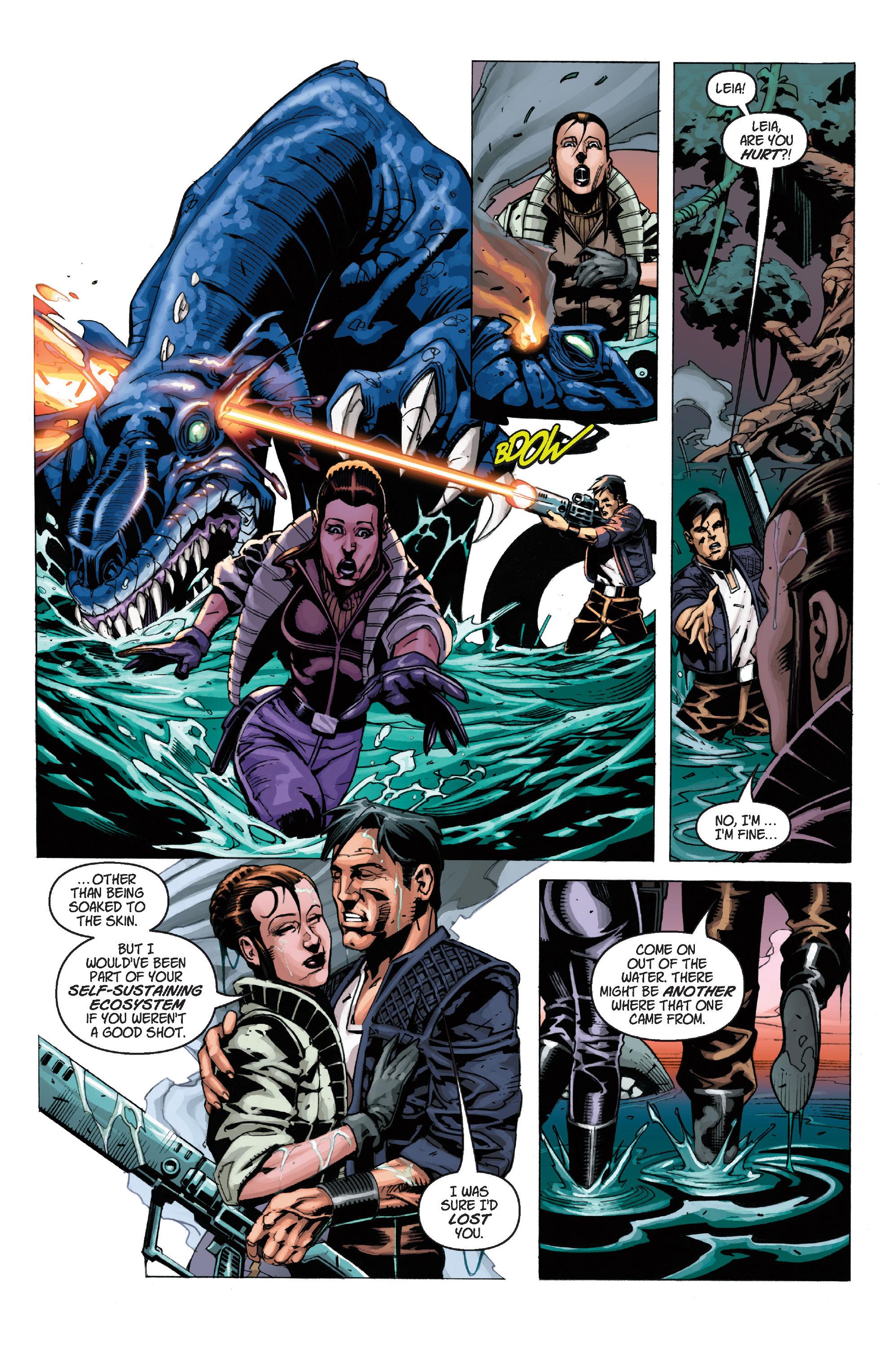 Read online Star Wars Omnibus comic -  Issue # Vol. 17 - 258