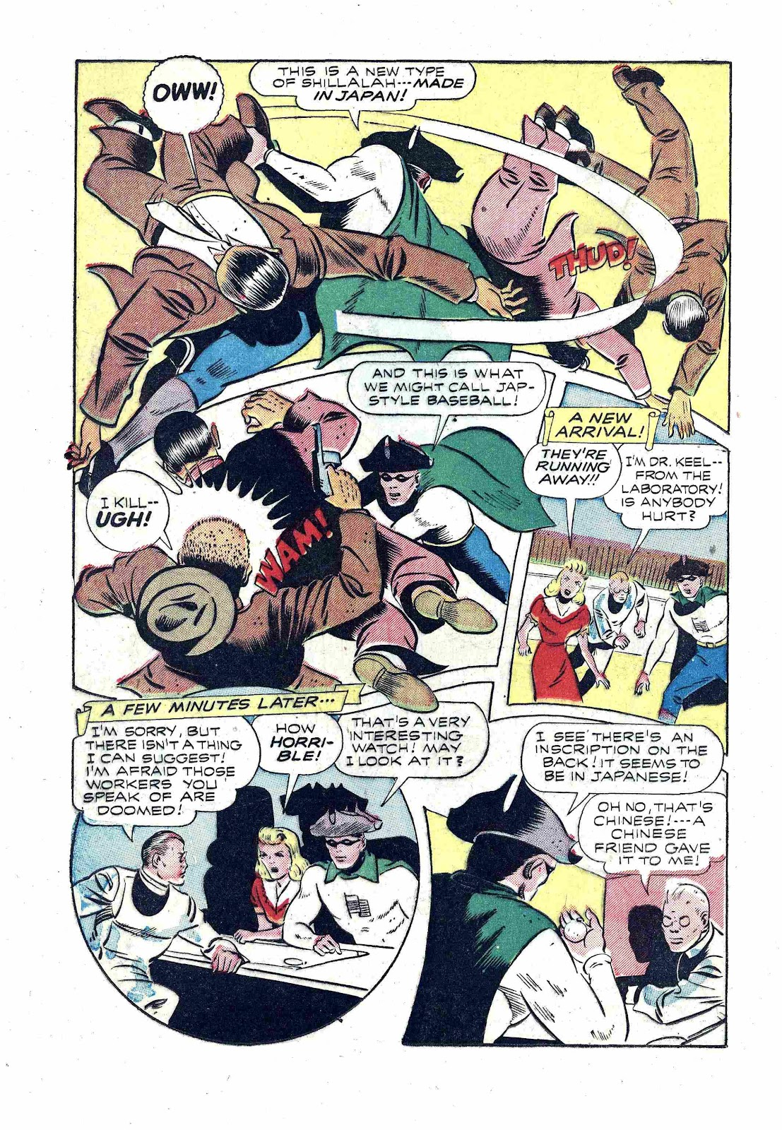 Read online America's Best Comics comic -  Issue #13 - 20