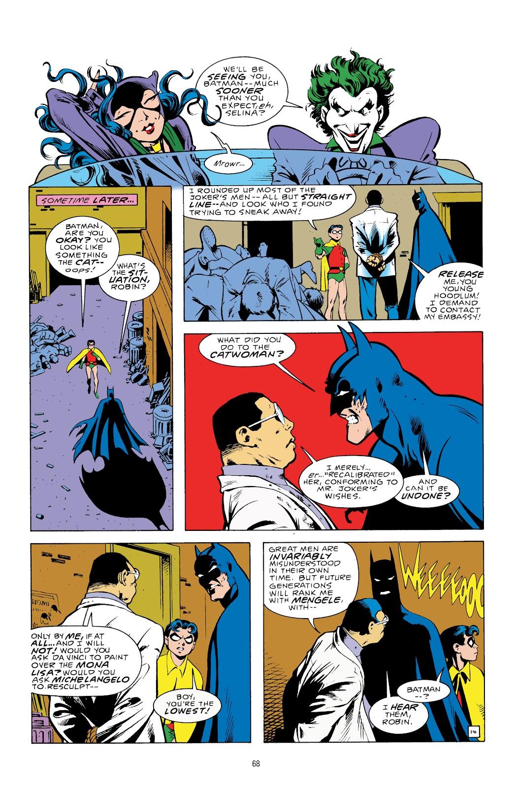 Read online Detective Comics (1937) comic -  Issue # _TPB Batman - The Dark Knight Detective 1 (Part 1) - 68