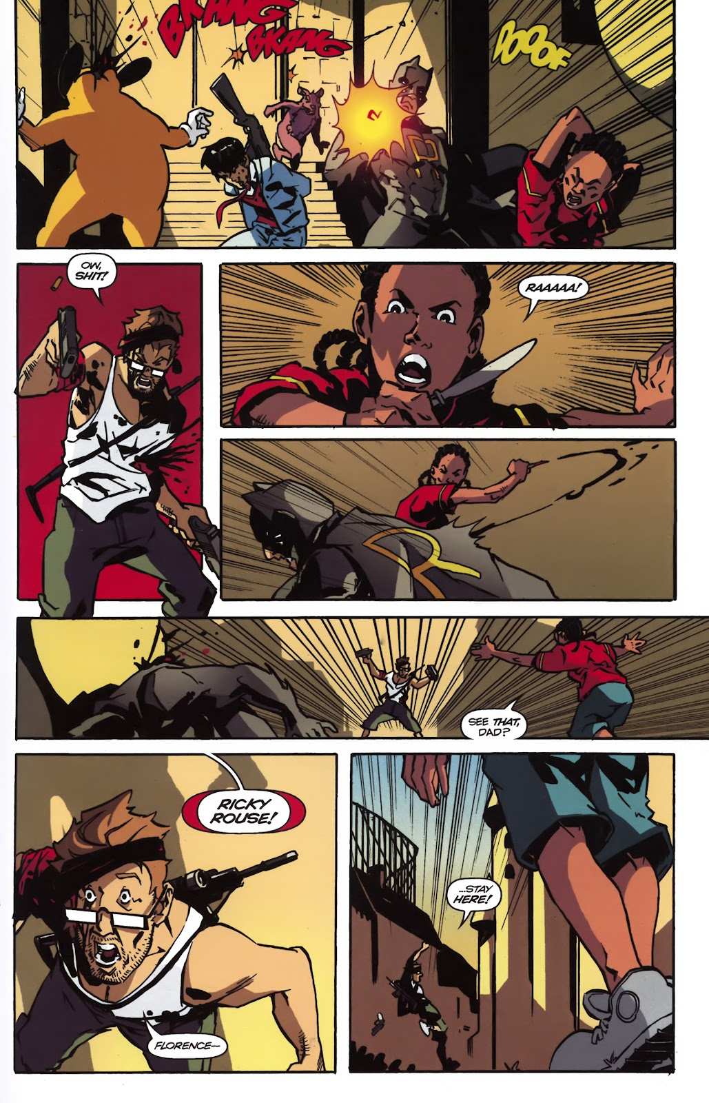 Read online Ricky Rouse Has A Gun comic -  Issue # TPB (Part 2) - 46