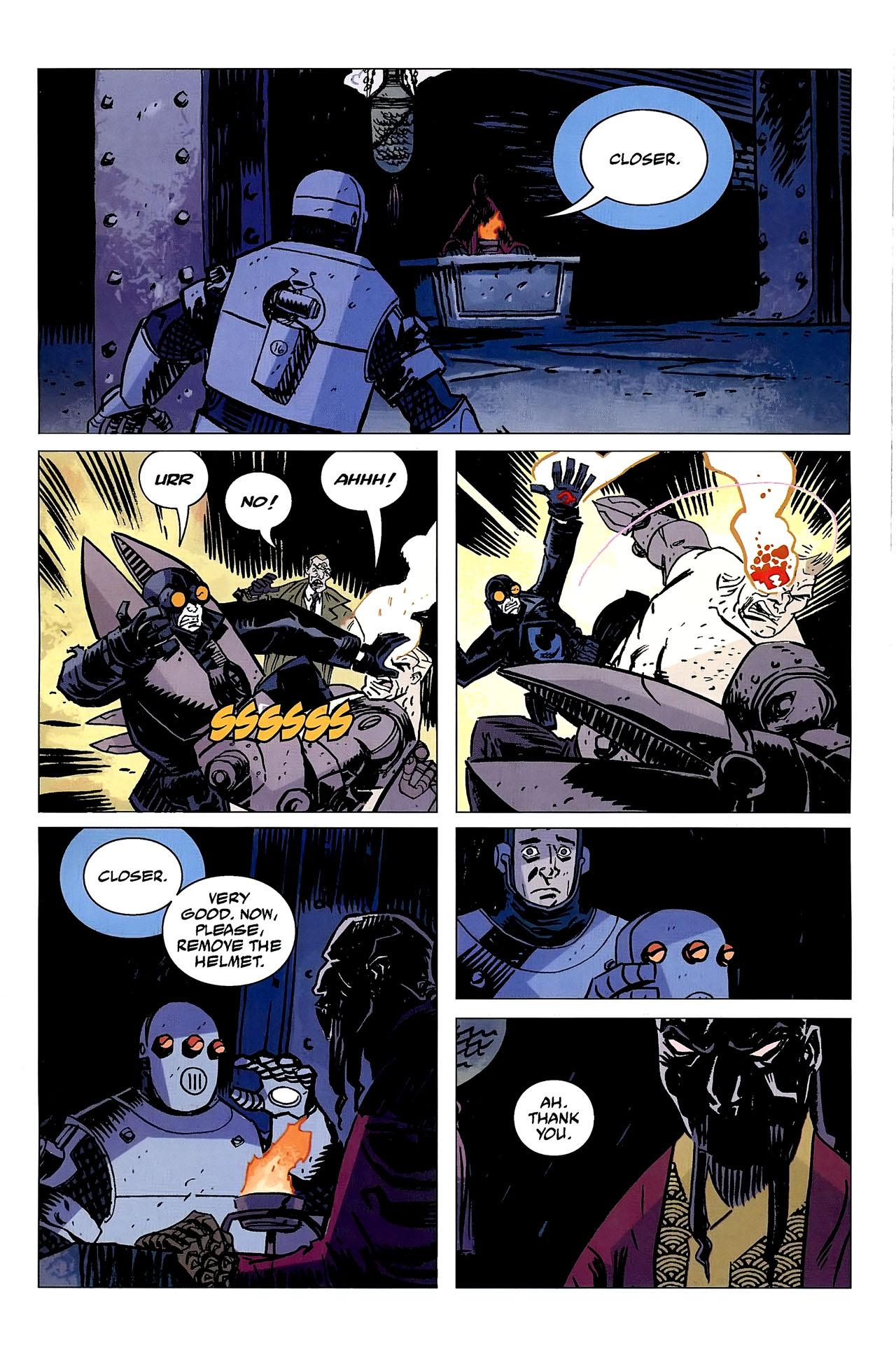 Read online Lobster Johnson: The Iron Prometheus comic -  Issue #2 - 14