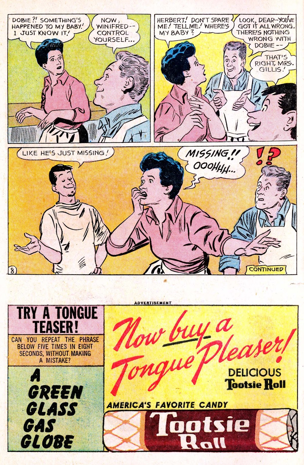 Many Loves of Dobie Gillis issue 21 - Page 10