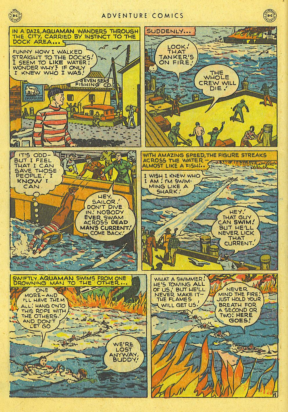 Read online Adventure Comics (1938) comic -  Issue #127 - 14