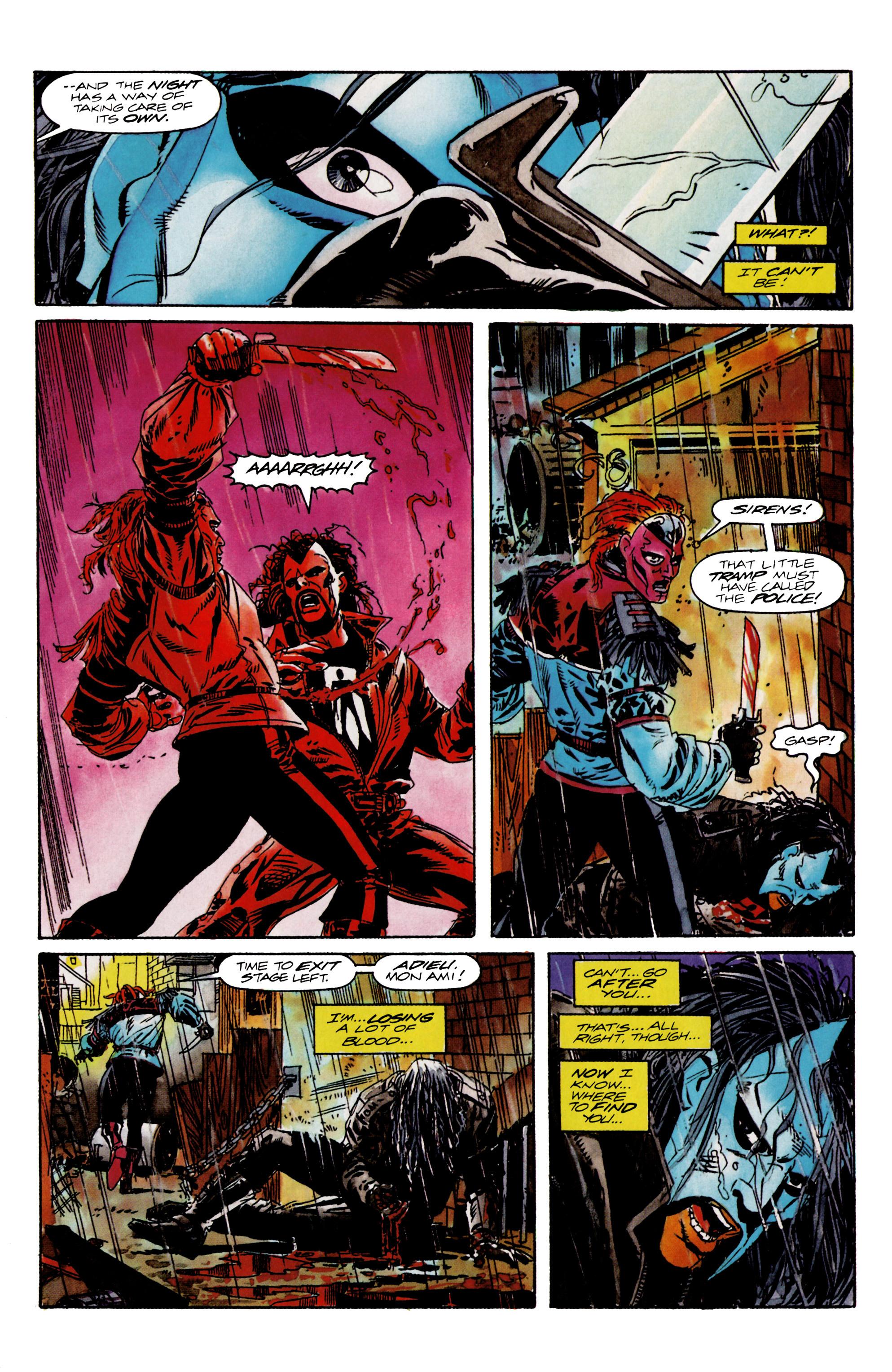 Read online Shadowman (1992) comic -  Issue #13 - 18