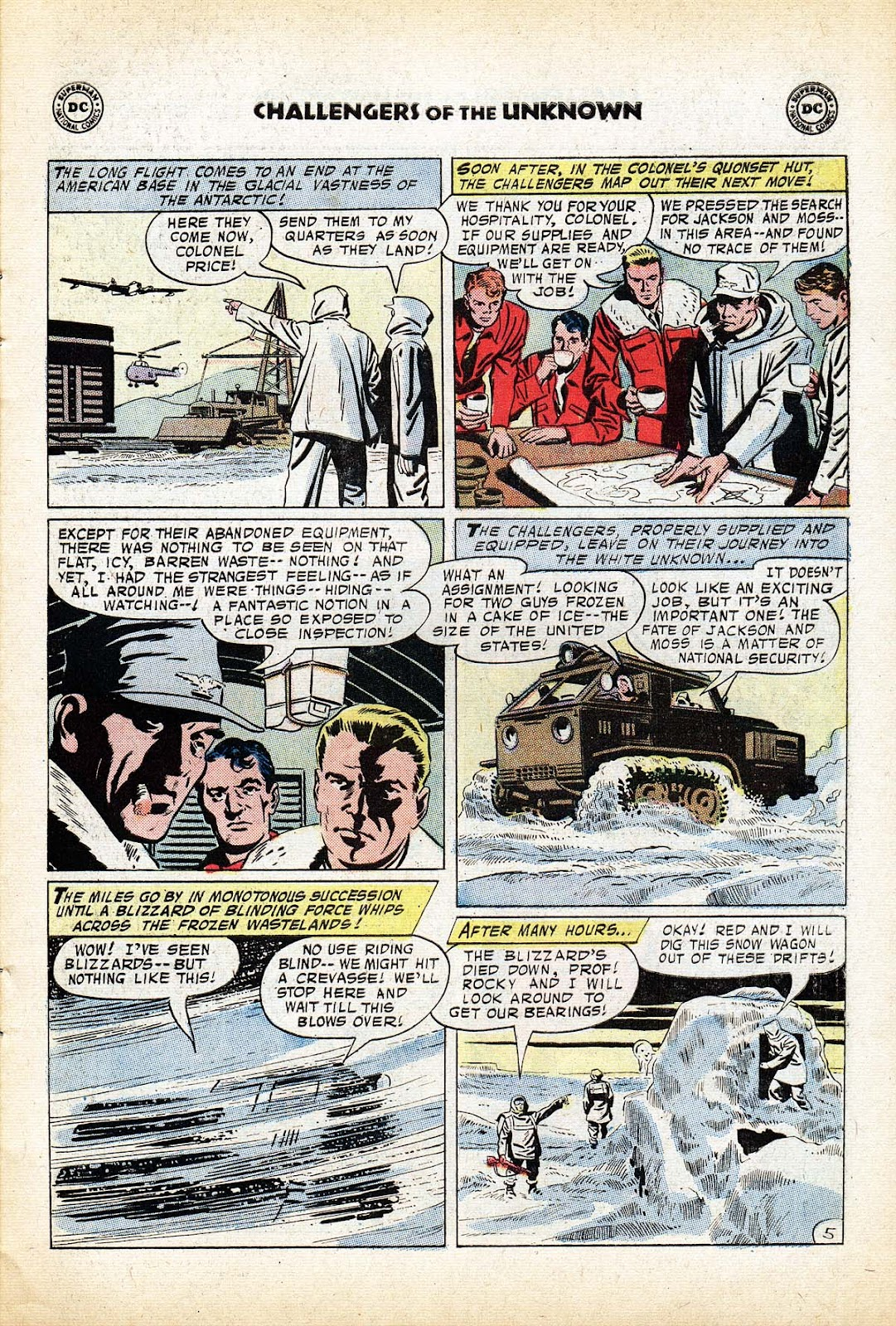 Challengers of the Unknown (1958) issue 80 - Page 7