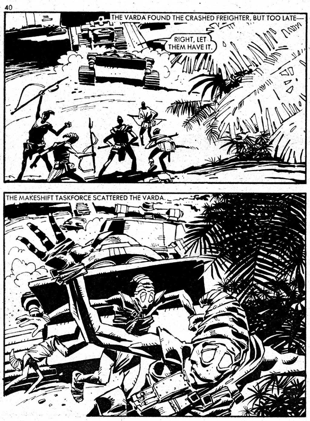Starblazer issue 71 - Page 40