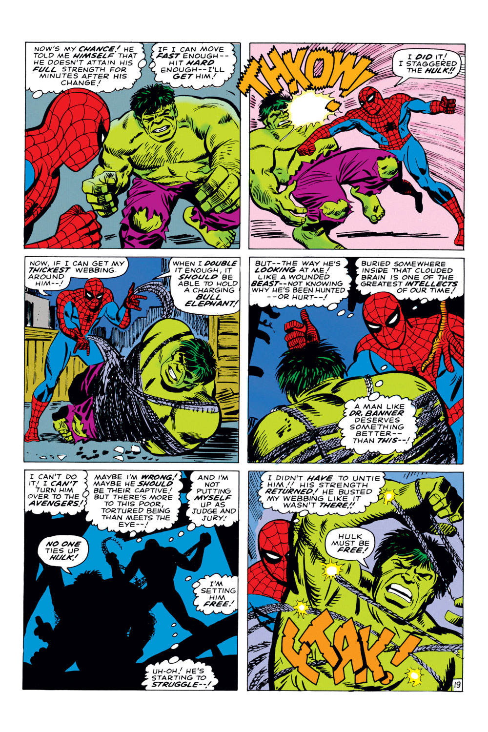 The Amazing Spider-Man (1963) _Annual_3 Page 19