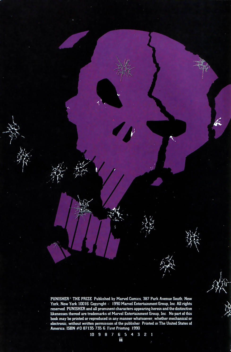 Read online Punisher: The Prize comic -  Issue # Full - 4