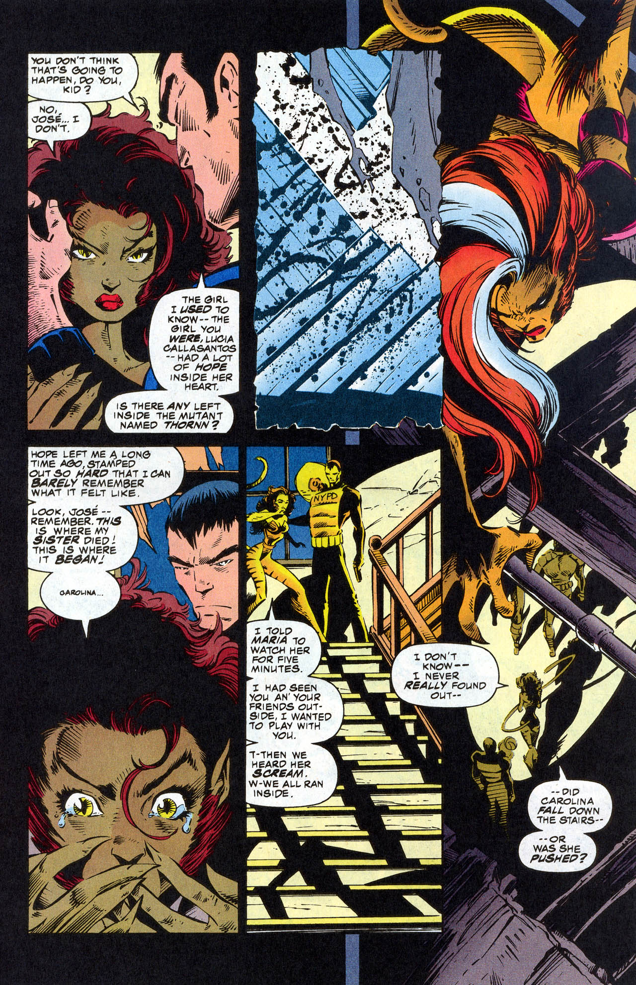 Read online X-Force (1991) comic -  Issue #41 - 5