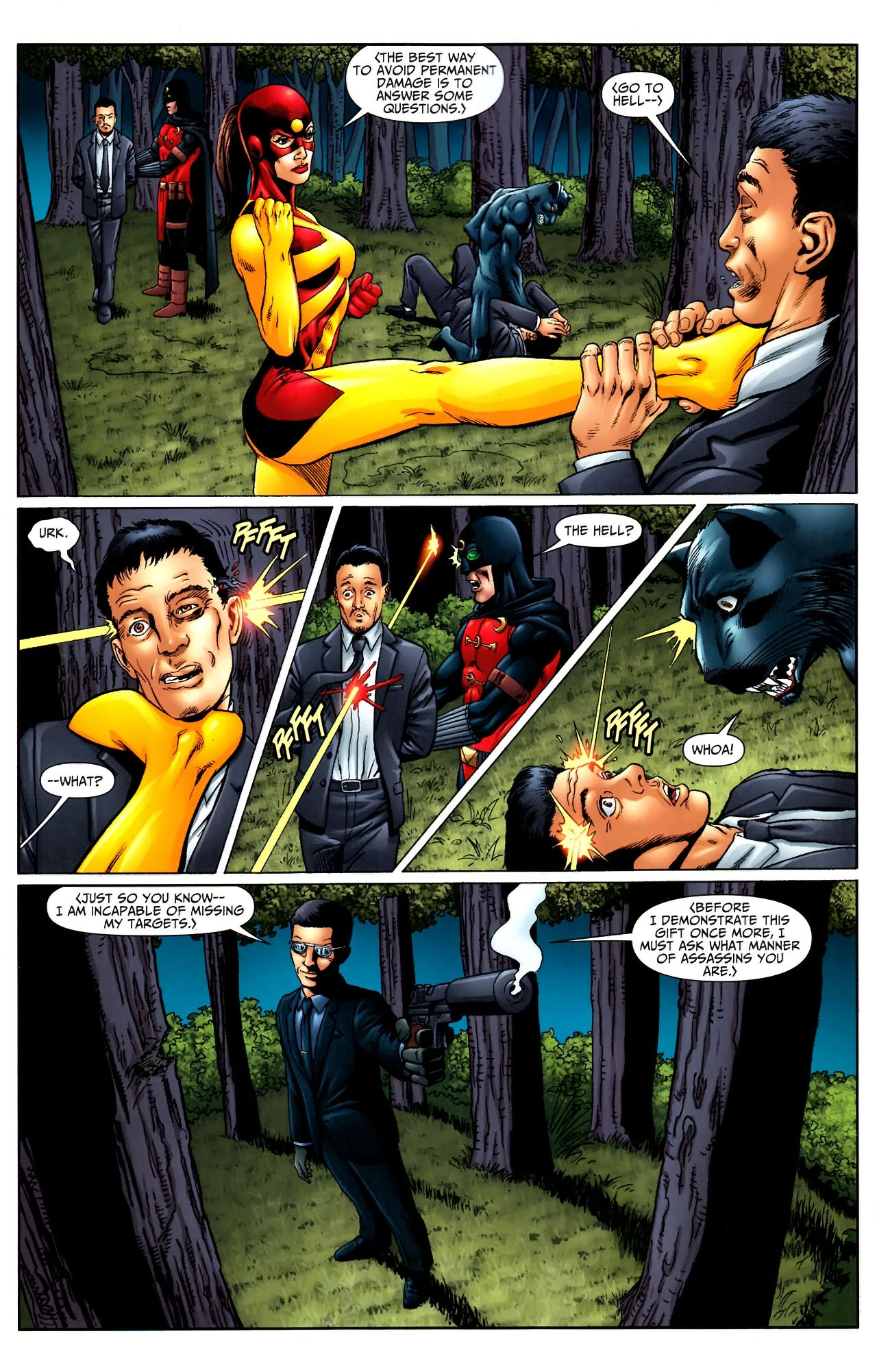 Read online JSA 80-Page Giant 2011 comic -  Issue # Full - 14