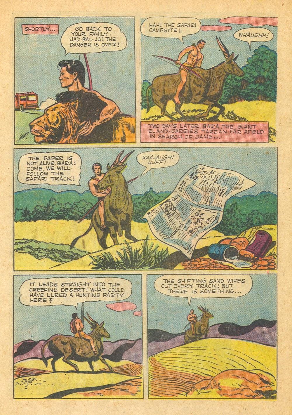 Tarzan (1948) issue 57 - Page 32