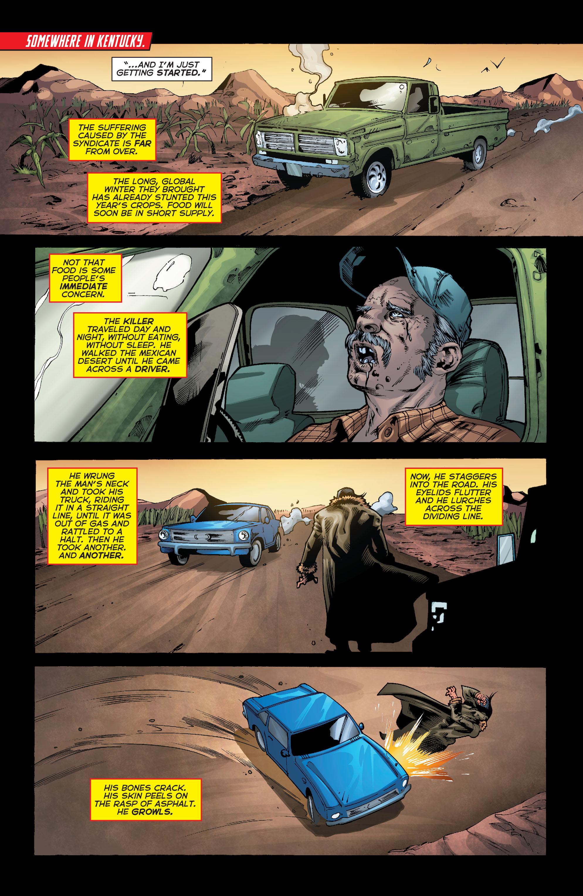 Read online Trinity of Sin: Pandora comic -  Issue #10 - 13