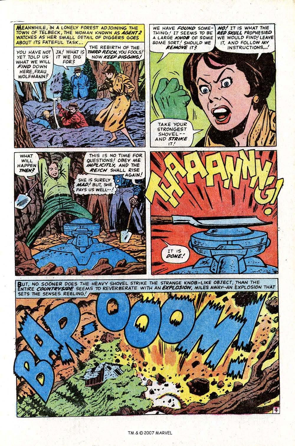 Read online Captain America (1968) comic -  Issue # _Annual 2 - 19