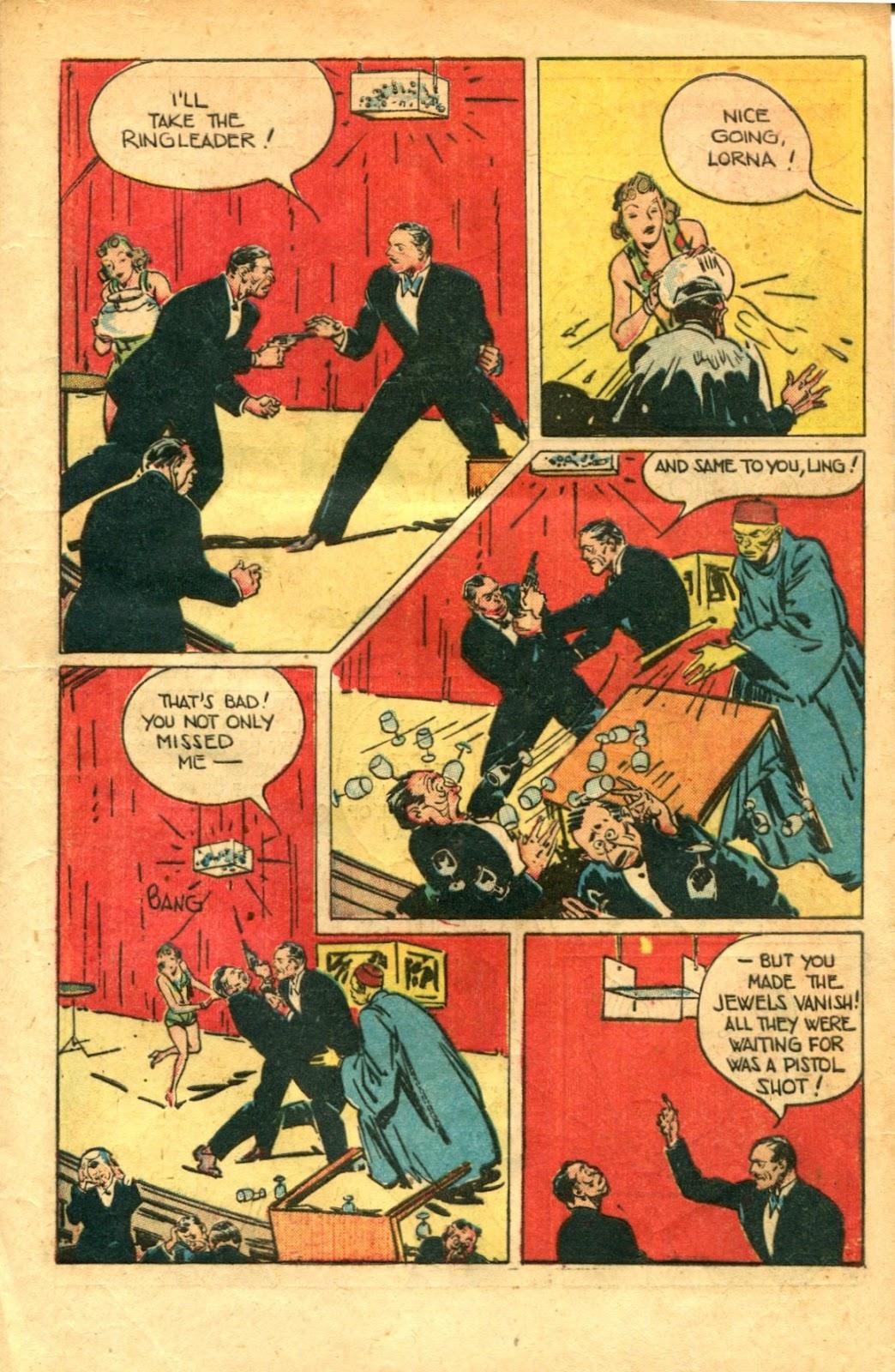 Read online Super-Magician Comics comic -  Issue #48 - 11