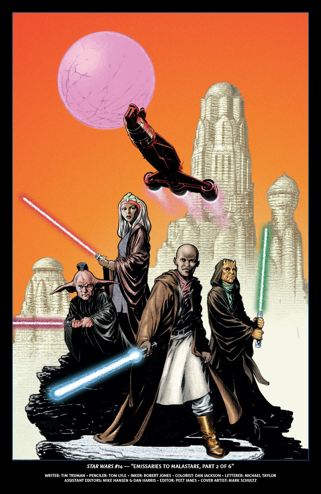 Read online Star Wars Legends Epic Collection: The Menace Revealed comic -  Issue # TPB (Part 3) - 69