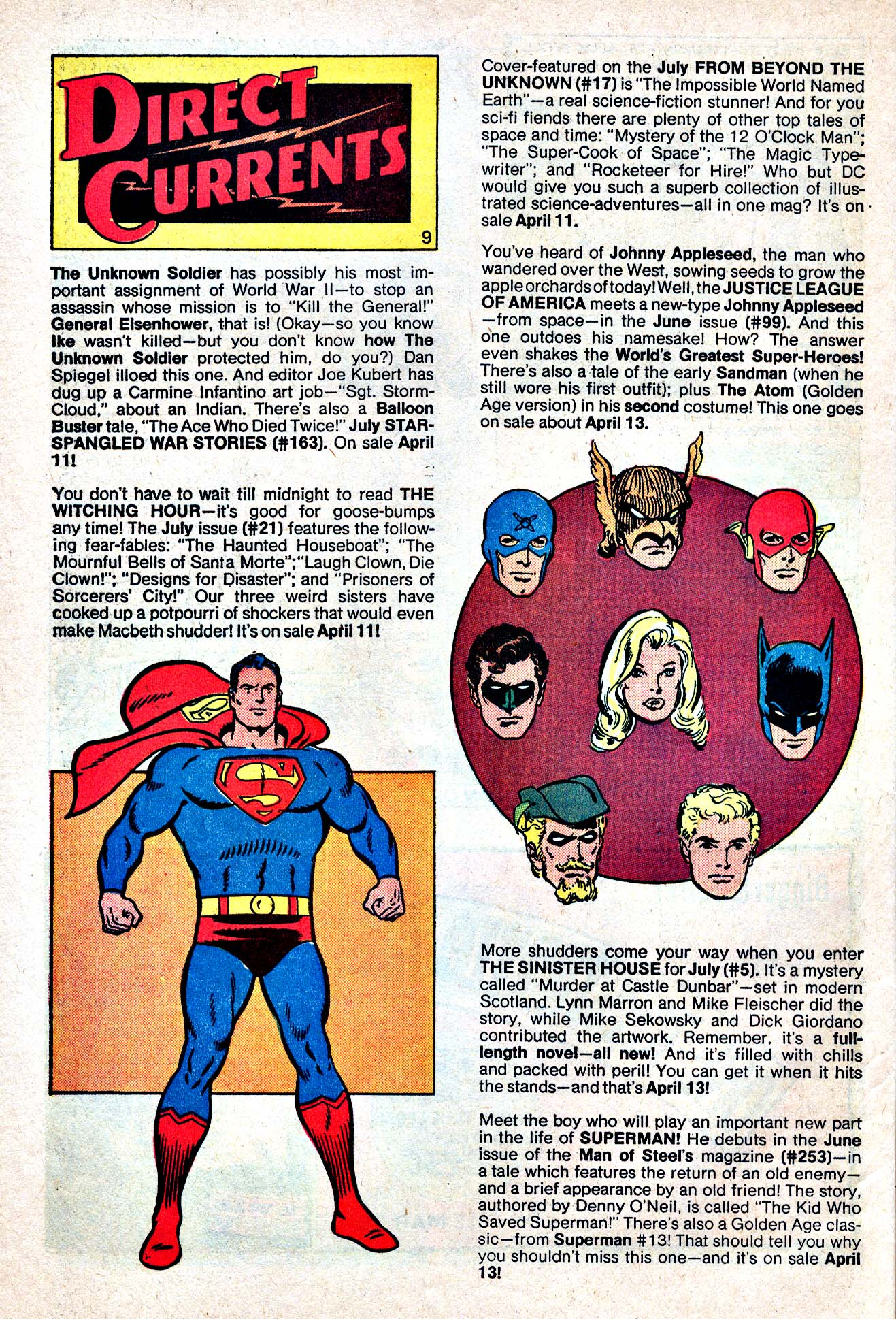 Read online Action Comics (1938) comic -  Issue #412 - 49