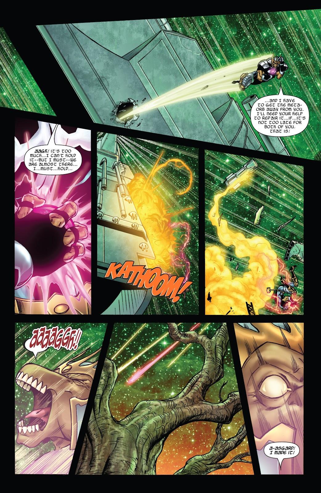 Read online Thor: Ragnaroks comic -  Issue # TPB (Part 4) - 58