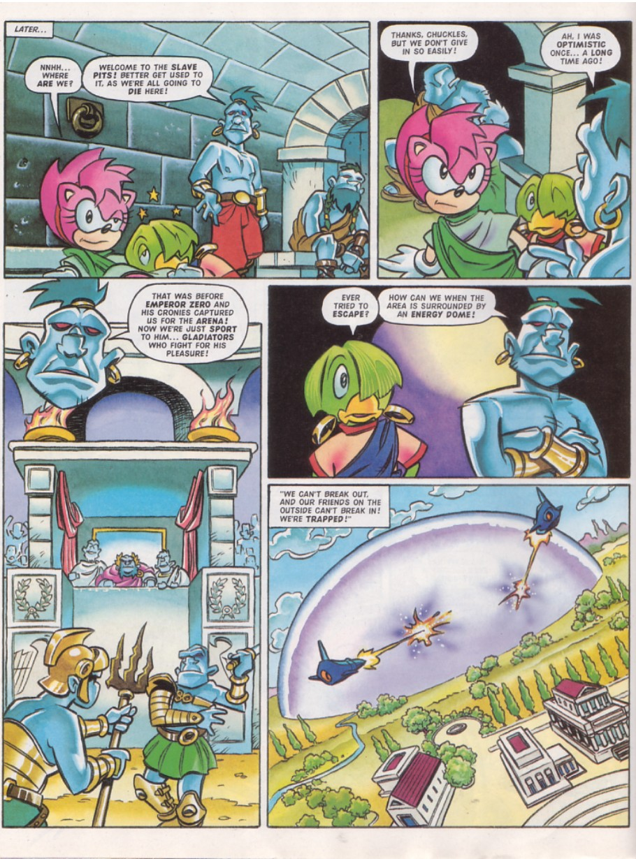 Read online Sonic the Comic comic -  Issue #143 - 11