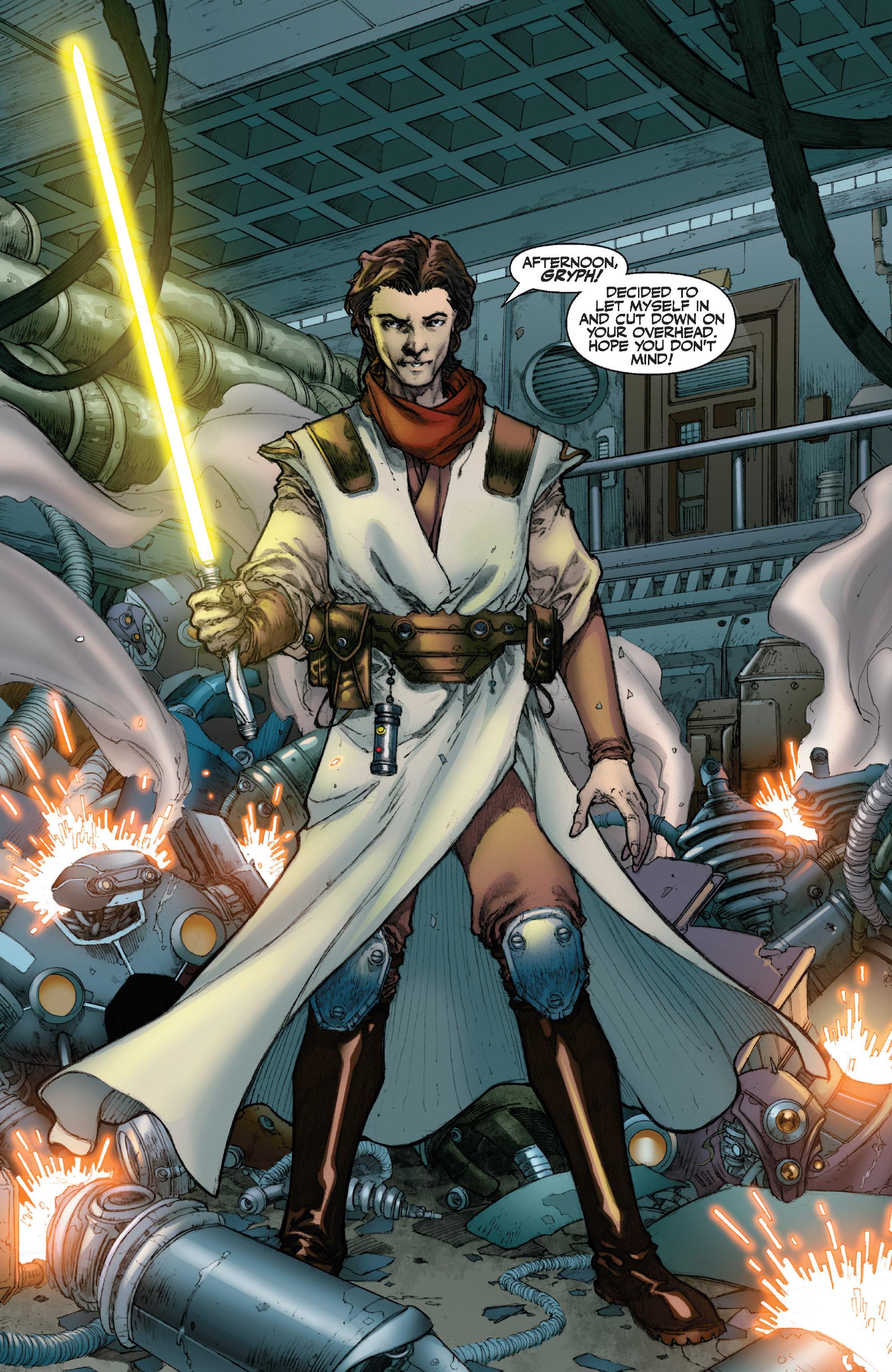 Read online Star Wars Omnibus comic -  Issue # Vol. 29 - 17