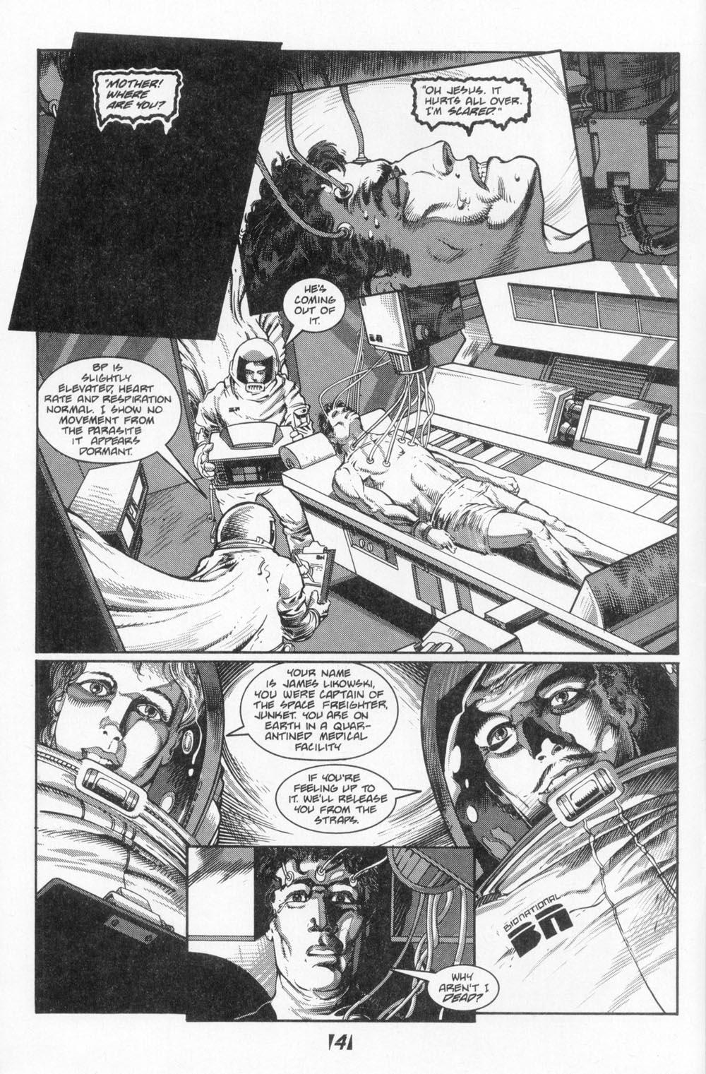 Read online Aliens (1988) comic -  Issue #3 - 8