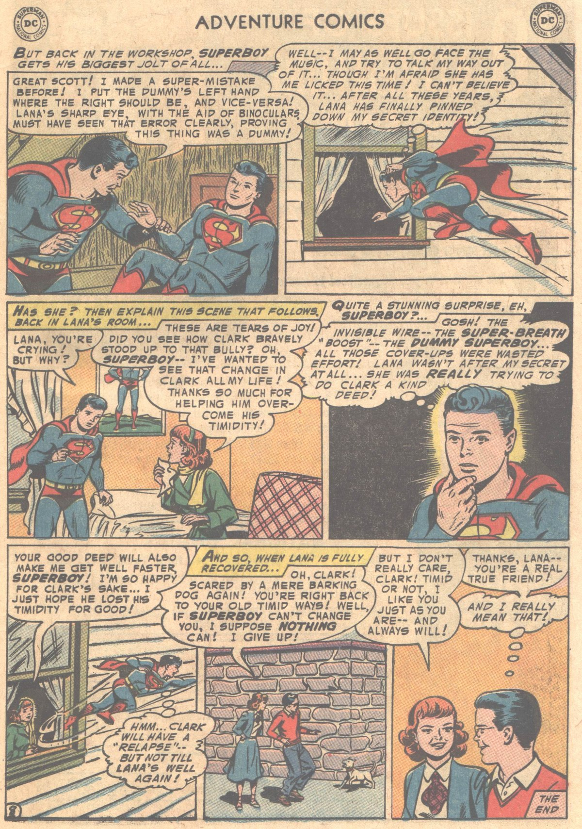 Read online Adventure Comics (1938) comic -  Issue #331 - 26